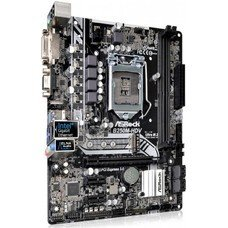 Материнская плата Asrock B250M-HDV Soc-1151 Intel B250 2xDDR4 mATX AC`97 8ch(7.1) GbLAN+VGA+DVI+HDMI