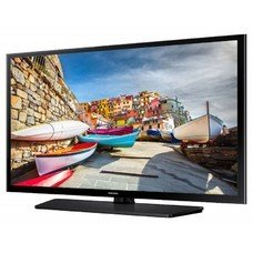 "Панель Samsung 40"" HG40EE590 черный LED 8ms 16:9 HDMI M/M TV 3D Cam 250cd 178гр/178гр 1920x1080 D-Sub SCART HD READY USB 13кг (RUS)"