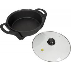 Сковорода электрическая Sinbo SP 5210 1200Вт черный