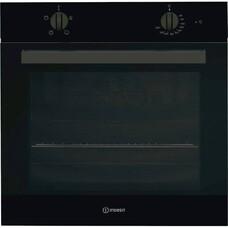 Духовой шкаф INDESIT IFW 6220 BL, черный