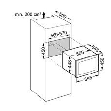 Винный шкаф Liebherr WKEgw 582 белый/черный (однокамерный)