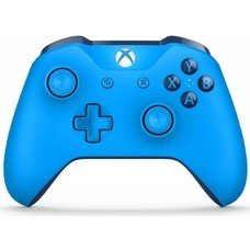 Беспроводной контроллер MICROSOFT WL3-00020, для Xbox One, синий