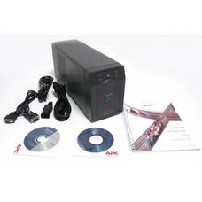 Источник бесперебойного питания APC Smart-UPS SC SC420I, 420ВA