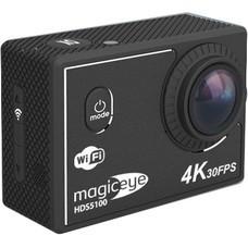Экшн-камера GMINI MagicEye HDS5100 4K, WiFi, черный