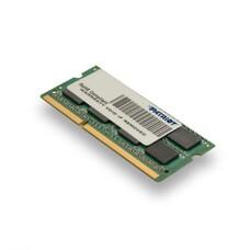 Модуль памяти PATRIOT PSD34G1600L2S DDR3L - 4Гб 1600, SO-DIMM, Ret