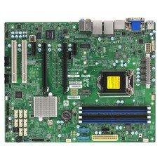 Серверная материнская плата SUPERMICRO MBD-X11SAE-F-B, bulk