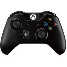 Геймпад Беспроводной MICROSOFT 6CL-00002, для Xbox One, черный