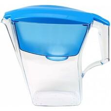 Фильтр для воды АКВАФОР Лайн, голубой, 2.8л