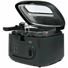Фритюрница GFGRIL GFF-05 Compact,  черный [GFF-05 COMPACT]