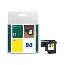 Картридж струйный HP C4813A желтый печатающая головка для HP IJ 1700/2200/2250/2250tn