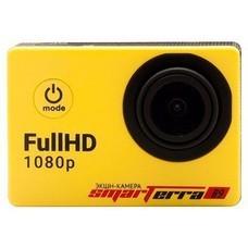 Экшн-камера SMARTERRA B9 1080p, желтый [bsb9yl]