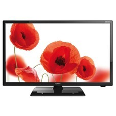 """LED телевизор TELEFUNKEN TF-LED24S48T2 """"R"""", 23.6"""", HD READY (720p), черный"""