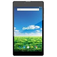 Планшет DIGMA Plane 7700T 4G, 1GB, 8GB, 3G, 4G, Android 6.0 черный [ps1127pl]