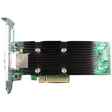 Контроллер Dell 405-AADZ 12Gbps HBA Card Full Profile