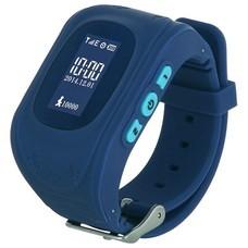 """Смарт-часы КНОПКА ЖИЗНИ K911,  0.64"""",  синий / синий [9110101]"""
