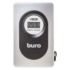 Термометр BURO H999E/G/T, серебристый