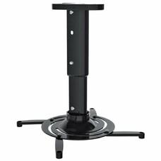 Кронштейн для проектора Cactus CS-VM-PR05M-BK черный макс.10кг настенный и потолочный поворот и накл