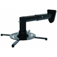 Кронштейн для проектора Cactus CS-VM-PR05B-BK черный макс.10кг настенный и потолочный поворот и накл