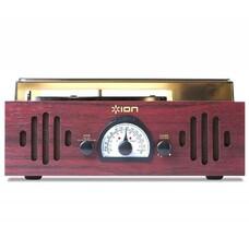 Проигрыватель винила ION Audio TRIO LP частично автоматический черный