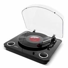 Проигрыватель винила ION Audio MAX LP частично автоматический черный