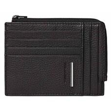 Чехол для кредитных карт Piquadro Modus PP1220MO/N черный натур.кожа