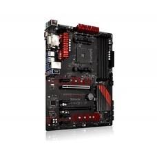Материнская плата Asrock AB350 Gaming K4 Soc-AM4 AMD B350 4xDDR4 ATX AC`97 8ch(7.1) GbLAN RAID+VGA+DVI+HDMI