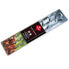 Набор шампуров для барбекю Forester RZ-450SB дл.:45см (упак.:6шт)