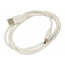 Кабель USB2.0 NINGBO USB A(m) - mini USB B (m), 1м, серый [usb2.0-m5p]
