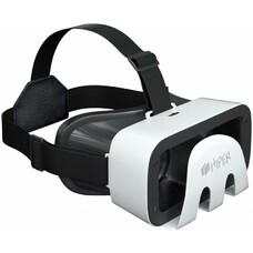 Очки виртуальной реальности HIPER VR VRR,  белый