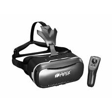 Очки виртуальной реальности HIPER VR VRQ+, черный