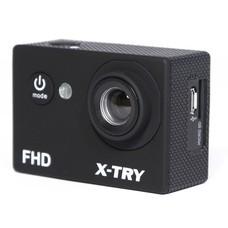 Экшн-камера X-TRY XTC110 1080p, черный