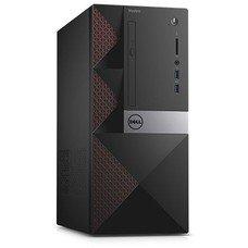 Компьютер DELL Vostro 3667, Intel Core i3 6100, DDR4 4Гб, 1000Гб, Intel HD Graphics 530, CR, Linux, черный [3667-0758]