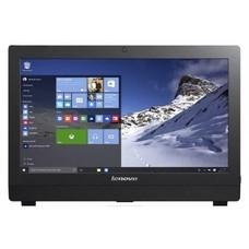 Моноблок LENOVO S200z, Intel Celeron J3060, 4Гб, 500Гб, Intel HD Graphics 400, DVD-RW, noOS, черный [10k4002aru]