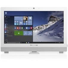 Моноблок LENOVO S200z, Intel Pentium J3710, 4Гб, 500Гб, Intel HD Graphics 405, DVD-RW, noOS, белый [10k50024ru]