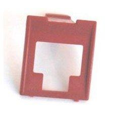 Вставка 3M (7000078624) шир.18мм выс.21мм красный (упак.:8шт)