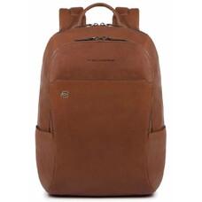 Рюкзак Piquadro Black Square CA3214B3/CU светло-коричневый натур.кожа