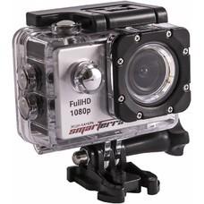 Экшн-камера SMARTERRA B4 Full HD 1080p, серебристый [bsb4sl]