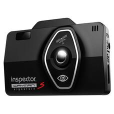 Радар-детектор Inspector CAYMAN S signature Видеорегистратор GPS приемник G-сенсор черный