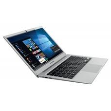 "Ноутбук DIGMA EVE 300, 13.3"", Intel Atom X5 Z8350 1.44ГГц, 2Гб, 32Гб SSD, Intel HD Graphics 400, Windows 10 Home, ES3004EW, серебристый"