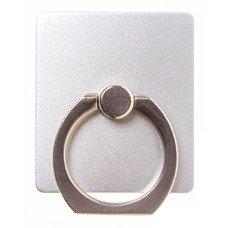 Держатель Buro RS-10 Ring stent серебристый для планшетов и смартфонов (RS-10)
