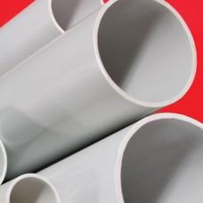 Труба жесткая гладкая DKC 63925UF атмосфер-кая поливинилхлорид внут.D=22.7мм 3м
