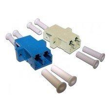 Адаптер проходной Lanmaster (TWT-2SC-AM-MM) SC duplex OM3