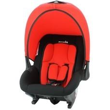 Автокресло детское NANIA Baby Ride ECO (red), 0/0+, красный/черный [377216]