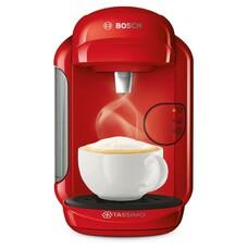 Капсульная кофеварка BOSCH Tassimo TAS1403, 1300Вт, цвет: красный