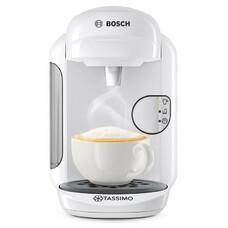 Капсульная кофеварка BOSCH Tassimo TAS1404, 1300Вт, цвет: белый