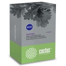 Картридж CACTUS CS-SP200 фиолетовый