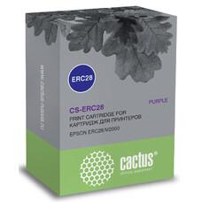 Картридж CACTUS CS-ERC28 фиолетовый