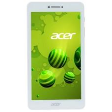 "Планшет Acer Iconia Talk B1-733 MT8321 (1.3) 4C/RAM1Gb/ROM16Gb 7"" IPS 1280x720/3G/Android 6.0/золотистый/5Mpix/2Mpix/BT/GPS/WiFi/Touch/microSD/GPRS/EDGE/minUSB/3400mAh/8hr"