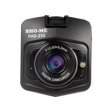 Видеорегистратор SHO-ME FHD-350 черный