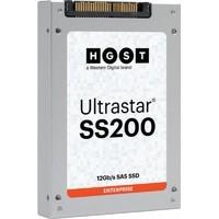 """SSD накопитель HGST Ultrastar SS200 SDLL1CLR-016T-CAA1 1.6ТБ, 2.5"""", SAS [0ts1383]"""
